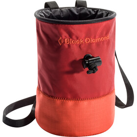 Black Diamond Mojo Repo Chalkbag M-L Red